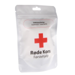 Ryggsekk ICRC mtrekk Røde Kors Førstehjelp