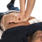 Firstaid course included AED, 2 hours Online
